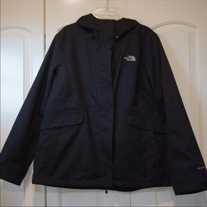 North Face Black Ski/Snow/Rain Jacket